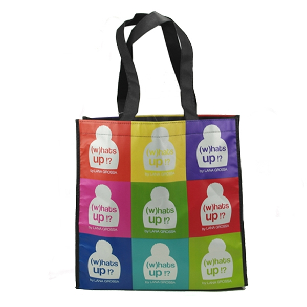 PP woven shopping bag Full...