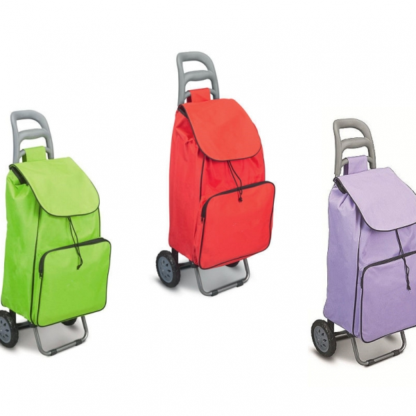 Shopping Trolley With Cooler bag