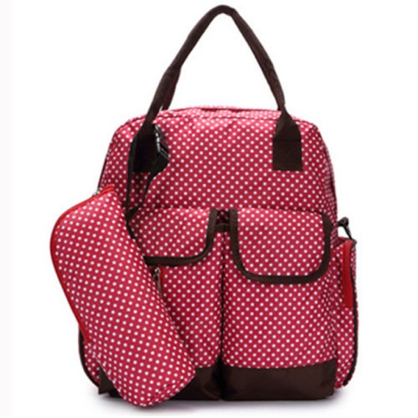 Diaper backpack Travel Baby Diaper Nappy Bag