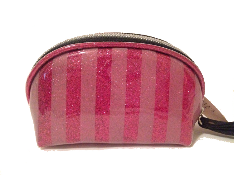 Bling cosmetic bag Victoria's Secret