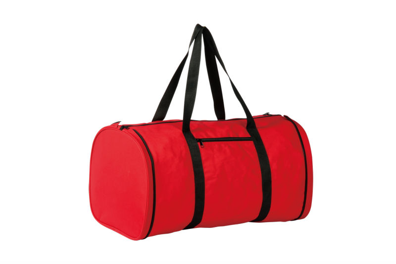 Foldable rolling duffle bag