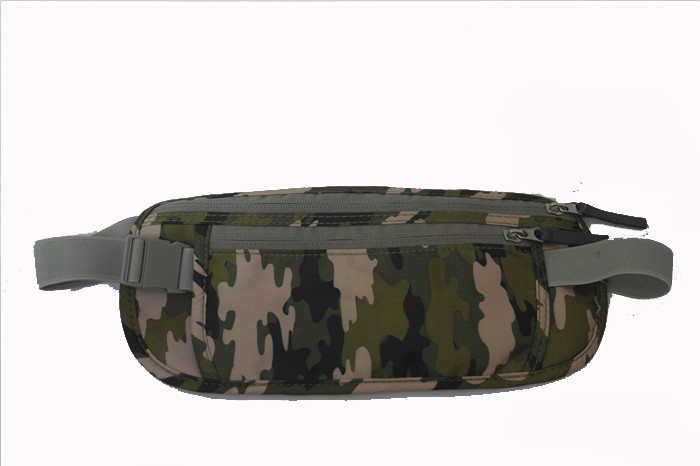 Camo money belt RFID pro...