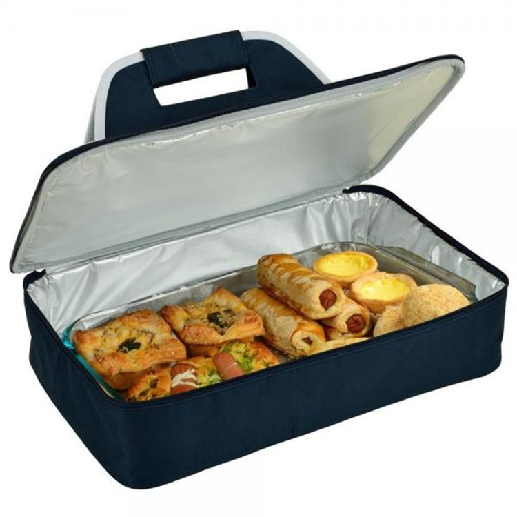 Food storage cooler bag