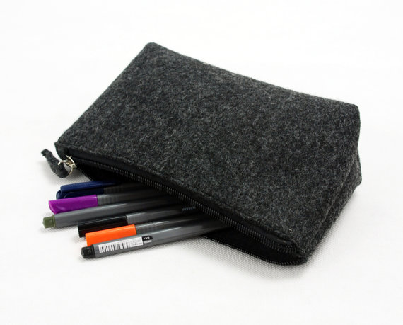 Felt pencil organizer factory