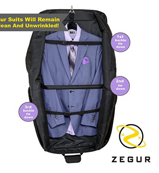 Travel Carry On Garment Bag 03