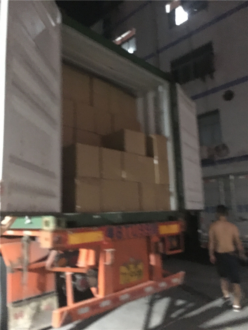 Loading container 025