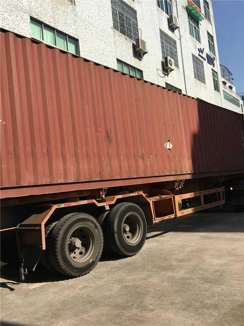 Loading container 10