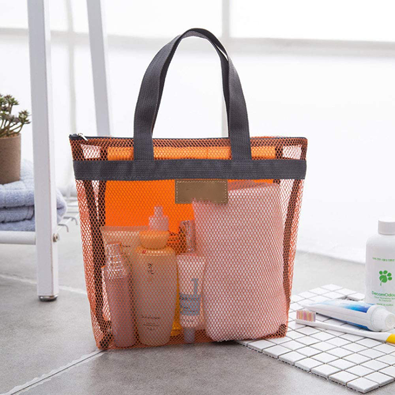 carryall Mesh Beach Bag To...