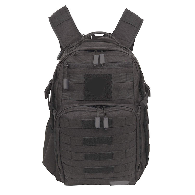 Tactical gun backpack
