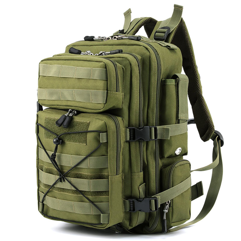 Military rifle gun backpack