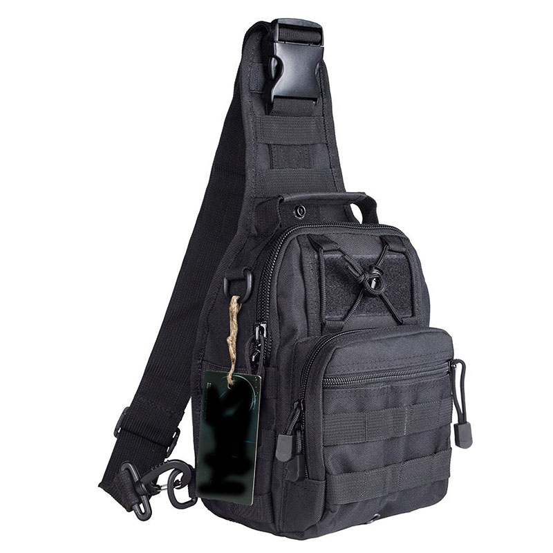 Tactical sling rifle gun backpack