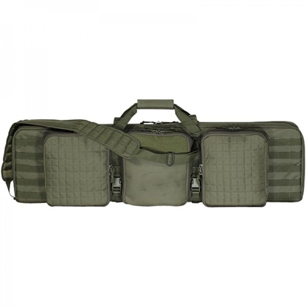 Green tactical molle gun bac...