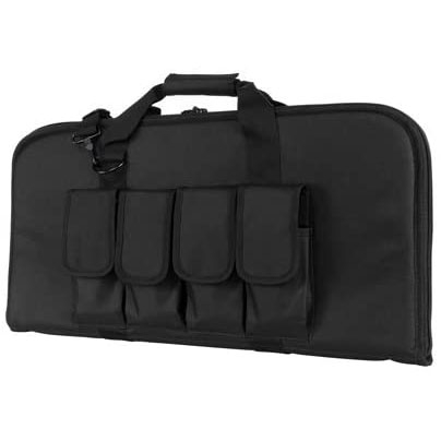 Heavy duty zipper rifle gun bag