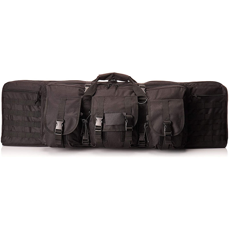 Molle double pistol case