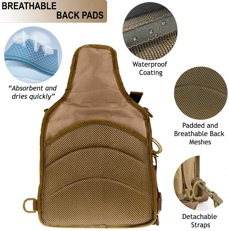 Fishing tackle bag 06