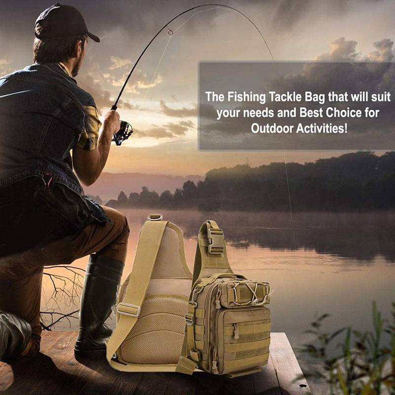 Fishing tackle bag 07