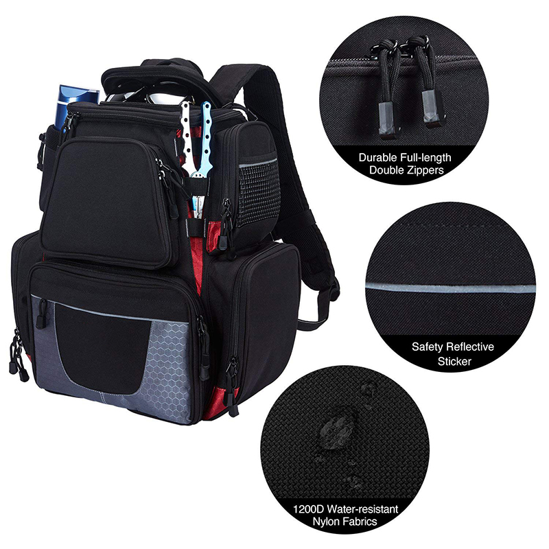 Tackle Backpack 05