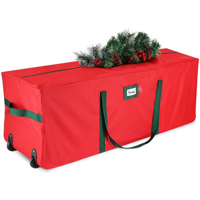 Premium wheeled Artificial Tree Storage Bag