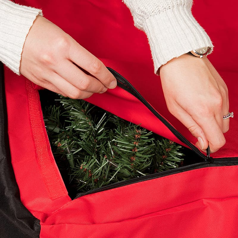 Christmas tree bag 02