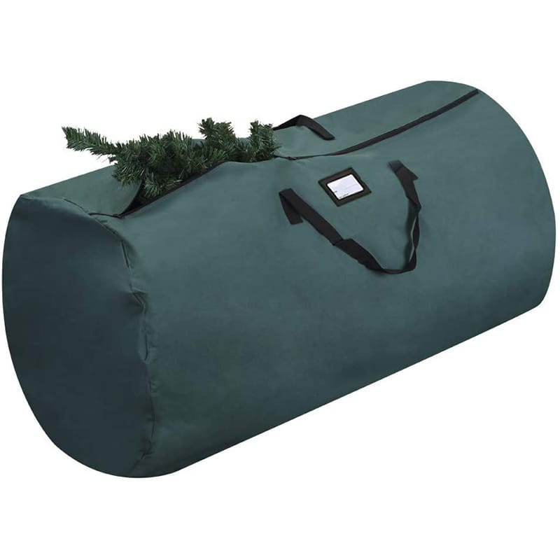 Round shape holiday storage container