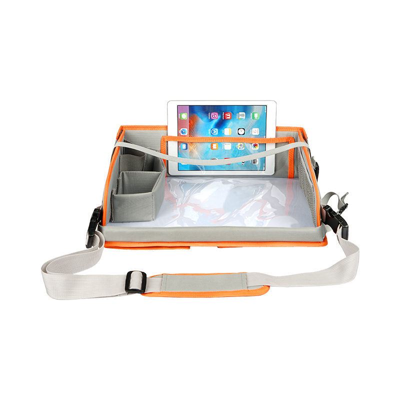 Tablet holder travel kids tray