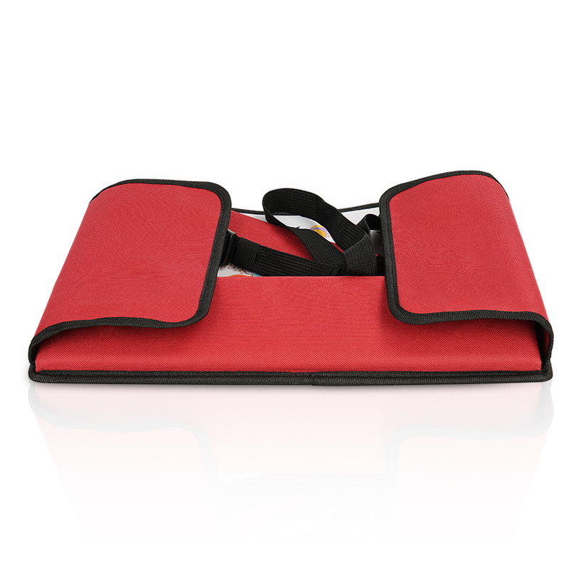 Red travel tray 04