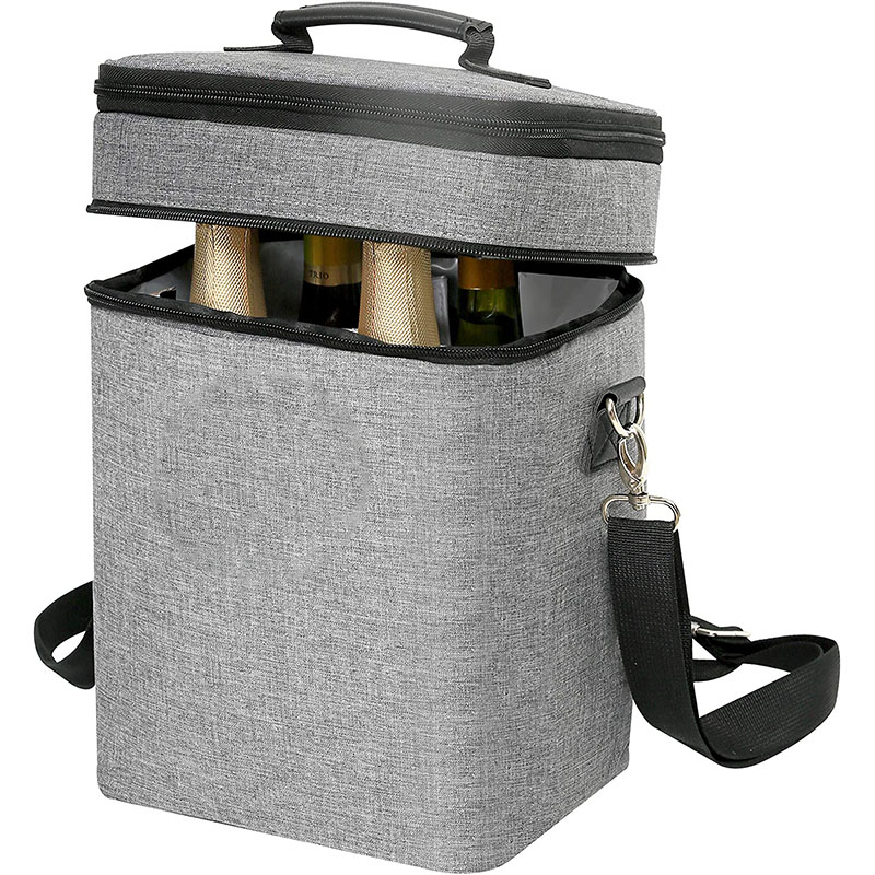 4 Bottle Wine Carrier