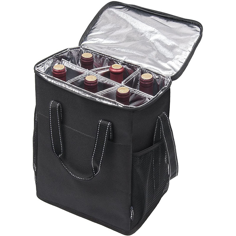 6 Bottle Wine Carrier